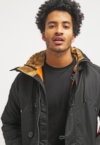 Alpha Industries - Winter coat - black - 3