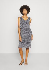 comma - Day dress - dark blue - 0