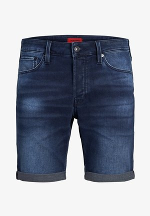 JEANSSHORTS RICK ICON GE 011 - Jeans Shorts - blue denim