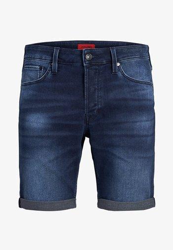 JEANSSHORTS RICK ICON GE 011 - Denim shorts - blue denim