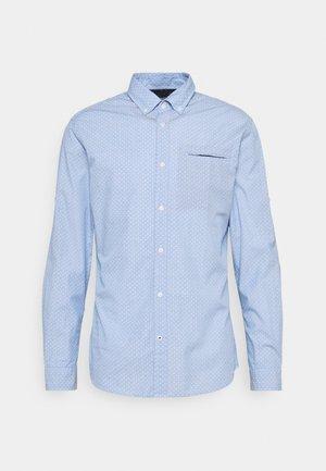JJETHOMAS DETAIL - Skjorta - cashmere blue