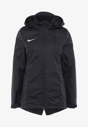 ACADEMY - Hardshell jacket - black/white