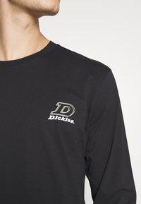 Dickies - Long sleeved top - black - 5