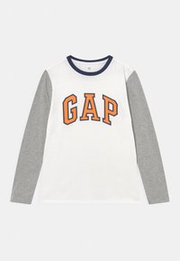GAP - LOGO - Long sleeved top - new off white - 0