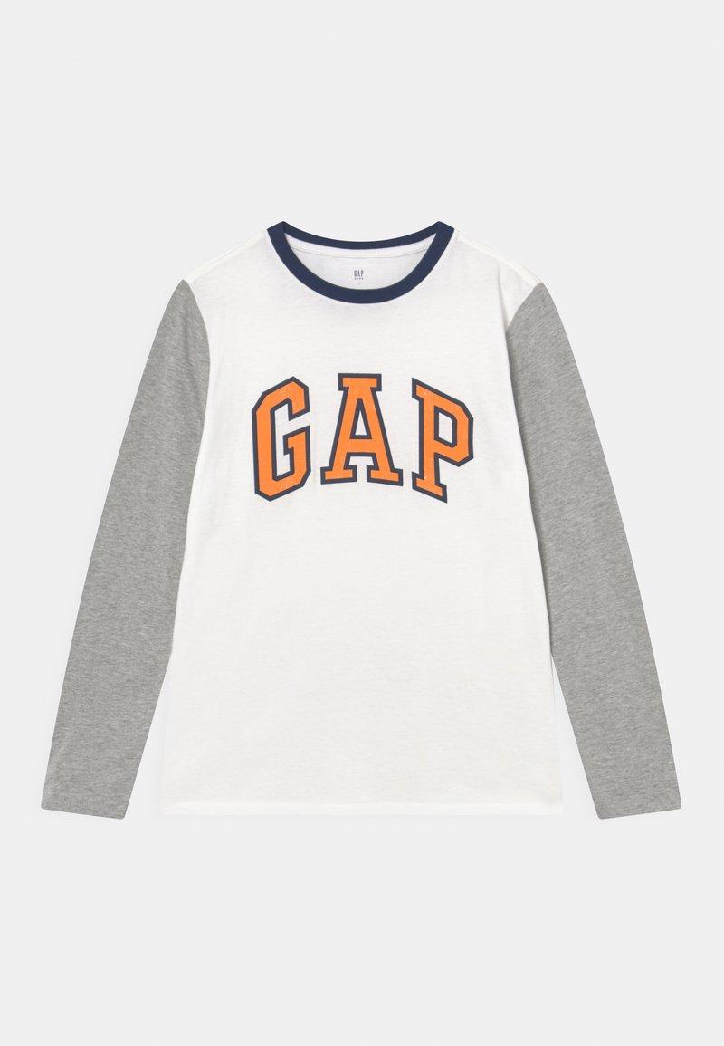 GAP - LOGO - Long sleeved top - new off white