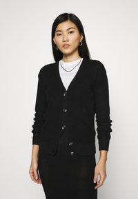 Trendyol - SET - Cardigan - black - 3
