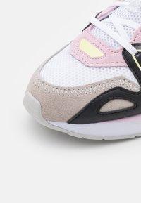 Puma - MIRAGE MOX VISION  - Baskets basses - white/pink lady - 5