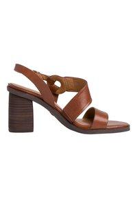 Tamaris - Sandals - brandy - 5