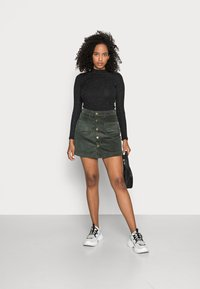 ONLY - ONLAMAZING LIFE SKIRT - A-line skirt - green gables - 1