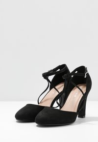 Anna Field - Zapatos altos - black - 4