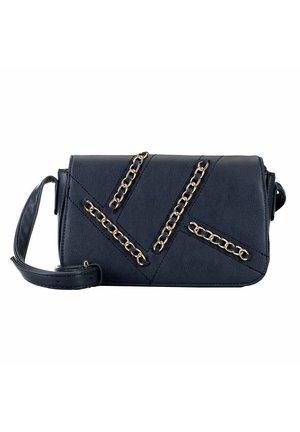Across body bag - marineblau