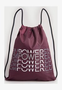 Superdry - Drawstring sports bag - mulled plum - 1