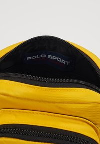 Polo Ralph Lauren - CROSSBODY - Across body bag - yellow - 5