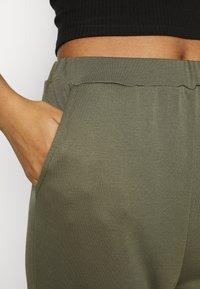 Moss Copenhagen - SAMINE PANTS - Trousers - kalamata - 4