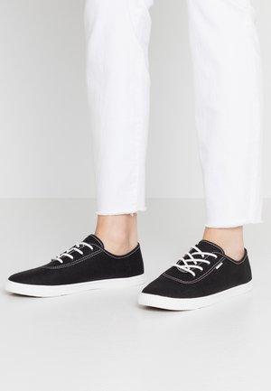 CARMEL - Sneakersy niskie - black