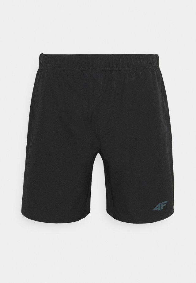 HERREN FULGENZIO - Short de sport - black