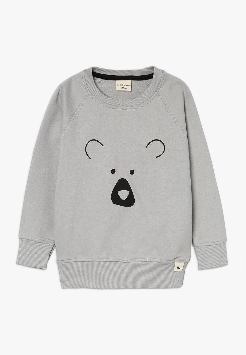 Turtledove - BEAR HEAD  - Sweatshirt - grey