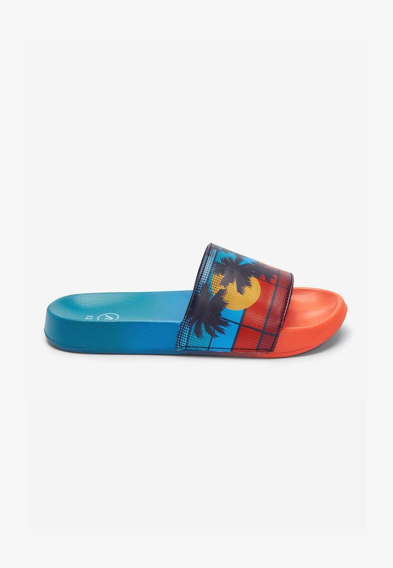 Next - Pool slides - orange