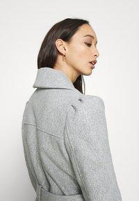 River Island - Classic coat - grey - 4