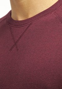 Pier One - Sweatshirt - bordeaux melange - 3