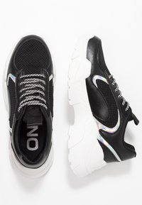 ONLY SHOES - Joggesko - black - 3