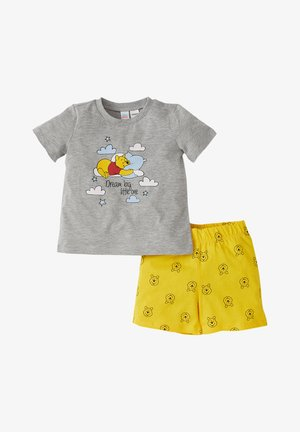 WINNIE THE POOH - Pyjama set - grey