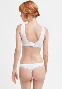 Wolford - RILEY STRING - Thong - white - 1