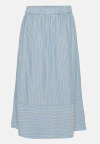 Moss Copenhagen - A-line skirt - powder blue - 2