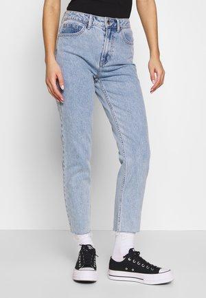 ONLEMILY  - Straight leg jeans - light blue