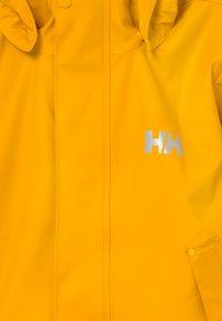 Helly Hansen - MOSS JACKET - Vodotěsná bunda - essential yellow - 4