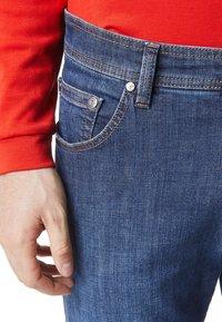 Pierre Cardin - DEAUVILLE REGULAR FIT - Straight leg jeans - darkblue - 3