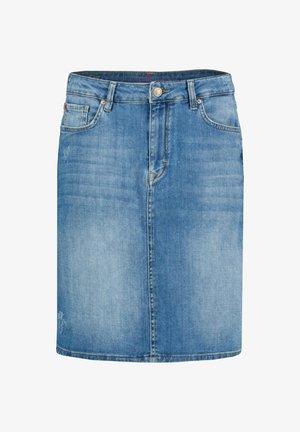 MEH - Denim skirt - stoned blue