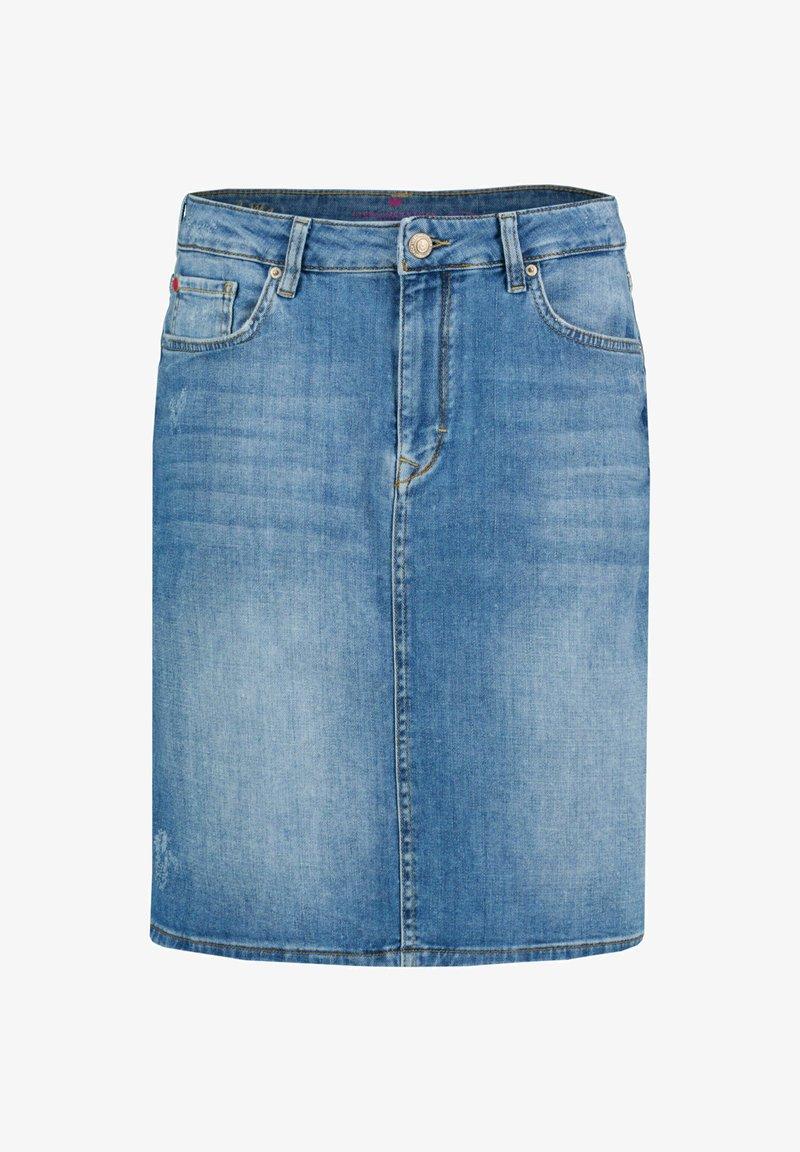 Lieblingsstück - MEH - Denim skirt - stoned blue