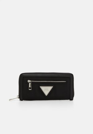 TRIANGLE BRANDING ZIPAROUND - Monedero - black