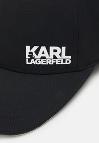 KARL LAGERFELD - UNISEX - Cap - black - 4