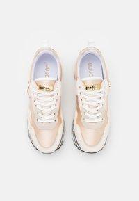 Liu Jo Jeans - MAXI  - Trainers - beige/pink - 5