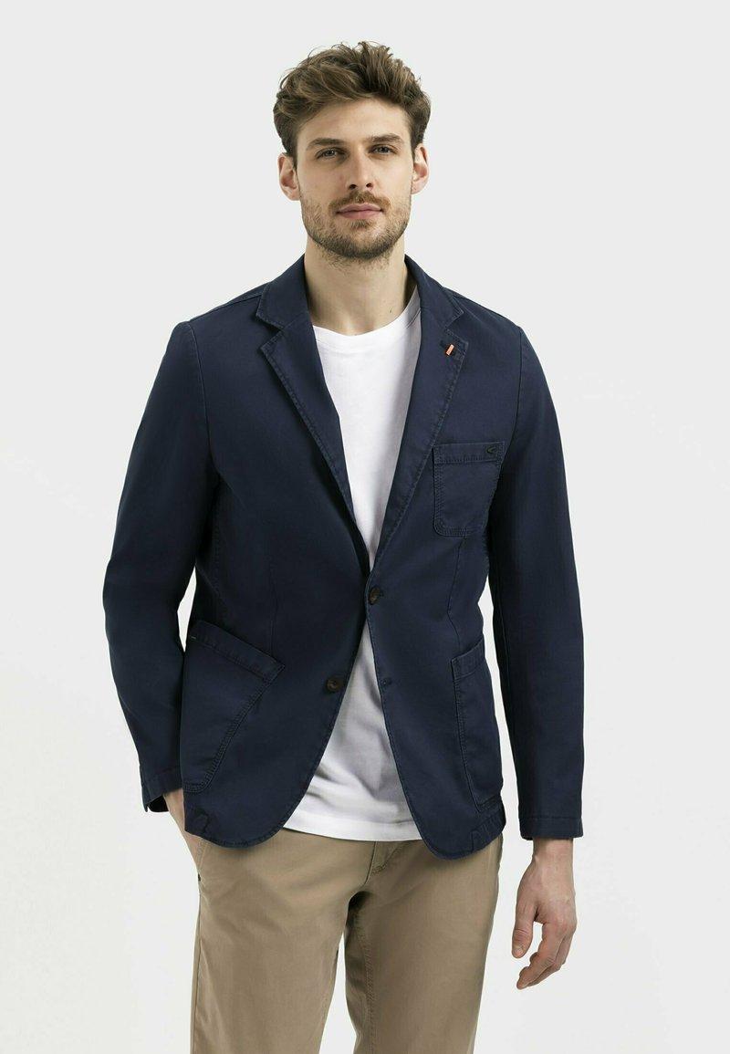 camel active - Blazer jacket - night blue