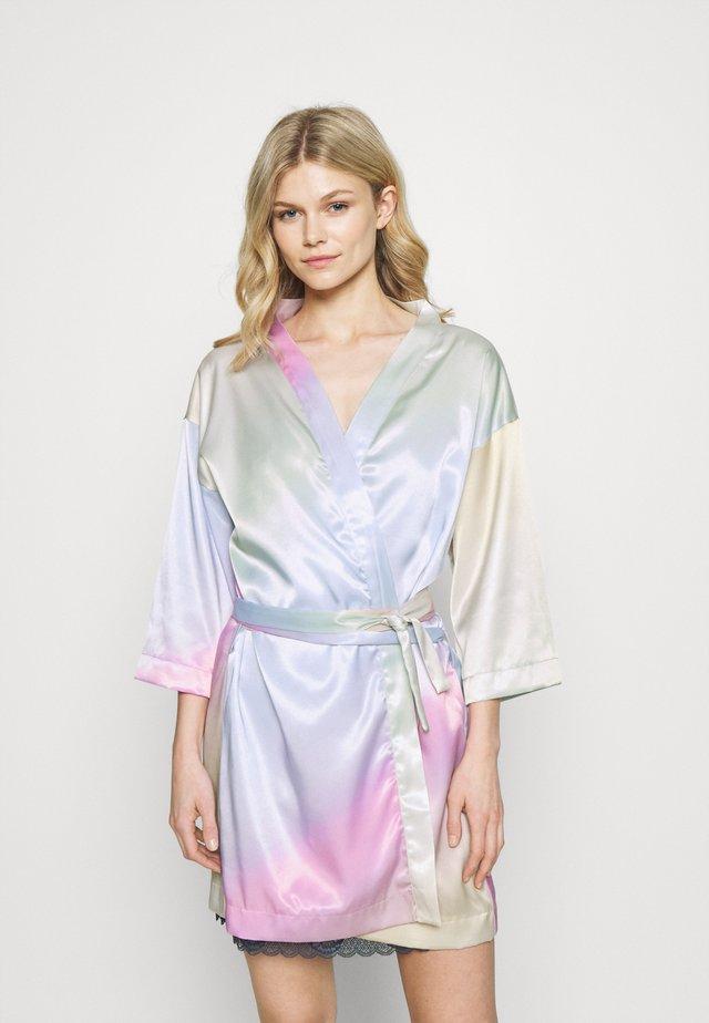 RAINBOW KIMONO - Dressing gown - multicoloured