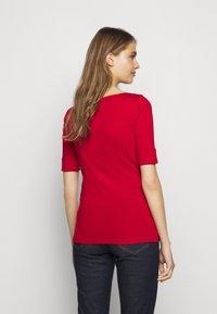 Lauren Ralph Lauren - T-shirt imprimé - orient red - 3