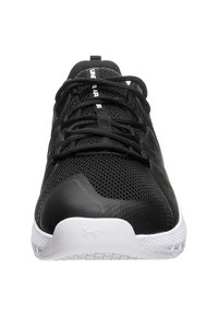 Under Armour - CHARGED COMMIT TR  - Sportovní boty - black/white - 5