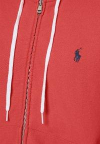 Polo Ralph Lauren - SEASONAL  - Zip-up sweatshirt - spring red - 2