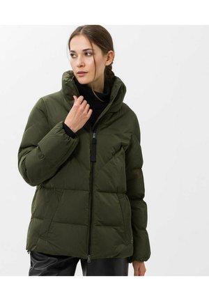 STYLE TORONTO - Winter jacket - dark olive