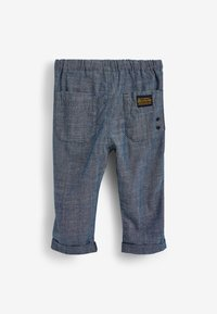 Next - LOOSE FIT UTILITY PULL-ON (3MTHS-7YRS) - Cargo trousers - blue - 1