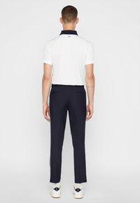 J.LINDEBERG - LUCAS  - Polo shirt - white - 2