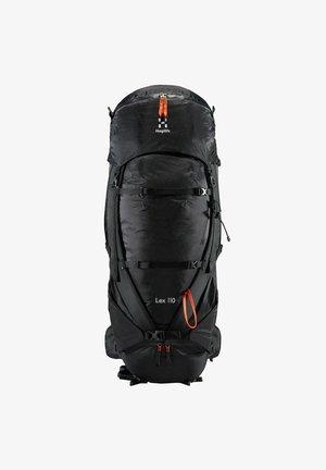 LEX - Hiking rucksack - true black