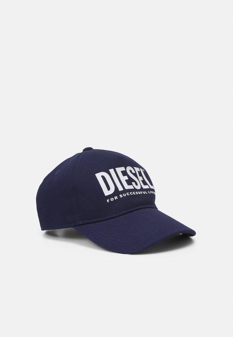 Diesel - FTOLLYB CAPPELLO UNISEX - Kšiltovka - classic bluette