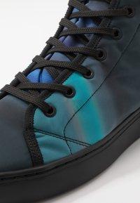 PS Paul Smith - DREYFUSS - Sneakersy wysokie - dark navy - 6