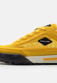 Scotch & Soda - KAGANN  - Sneakers - yellow - 5