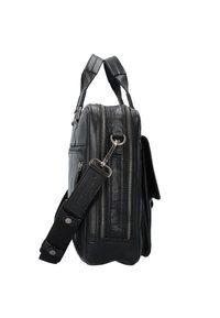 Leonhard Heyden - ROMA - Briefcase - black - 3