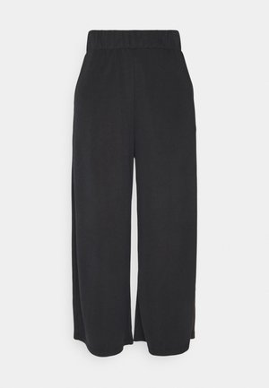 ANJELICA - Trousers - black